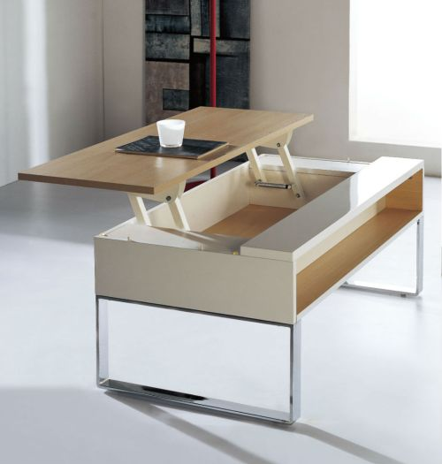 Medium Of Lift Coffee Table