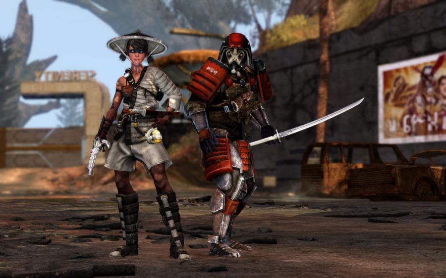 Defiance 7th Legion DLC now available