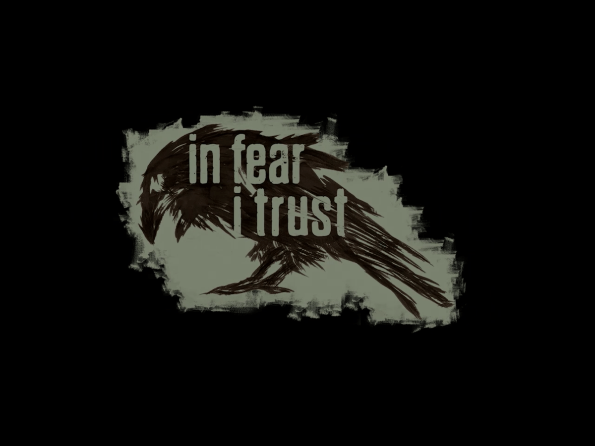 In Fear I Trust - As We Play