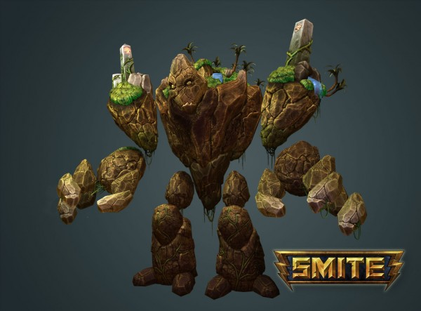 SMITE - Wrath of the Gods officially released