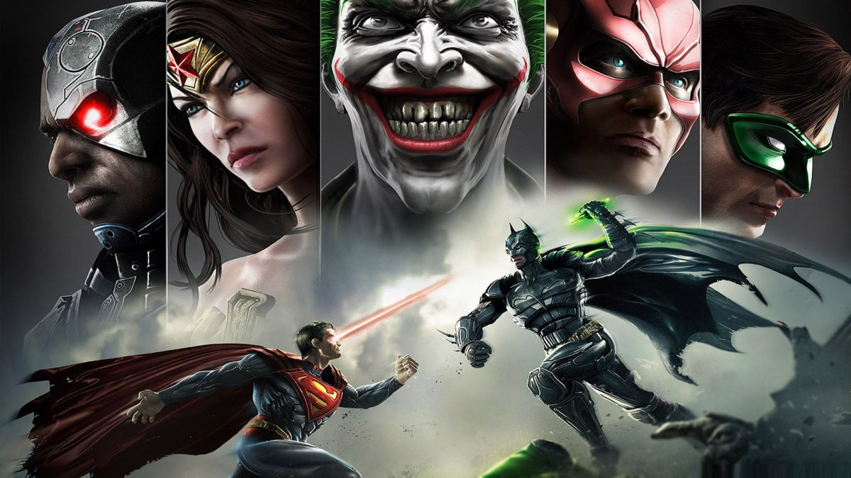 Injustice Gods Among Us 2 quietly announced