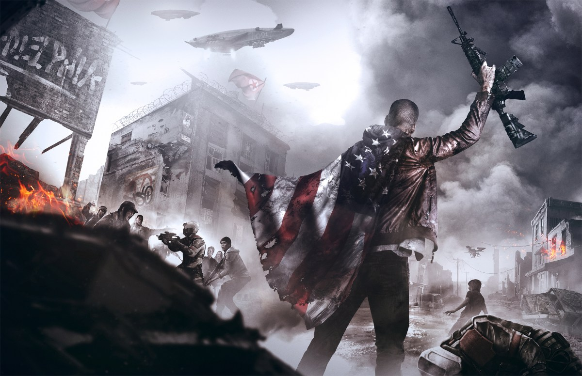 First free content for Resistance Mode unlocks today on Homefront: The Revolution
