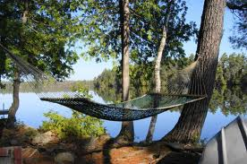 hammock, cottagecountry, chillin'