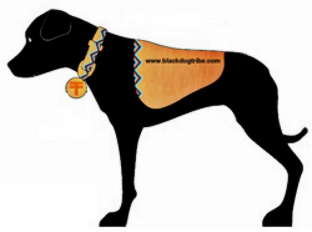 Black Dog Tribe logo