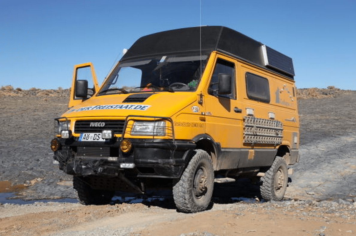 iveco daily 4x4 camper for sale expedition vehicles for sale. Black Bedroom Furniture Sets. Home Design Ideas