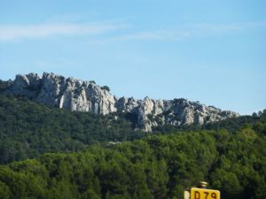 The Dentelles de Montmirail