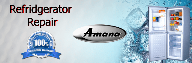 Amana Refrigerator Repair Pasadena Authorized Service