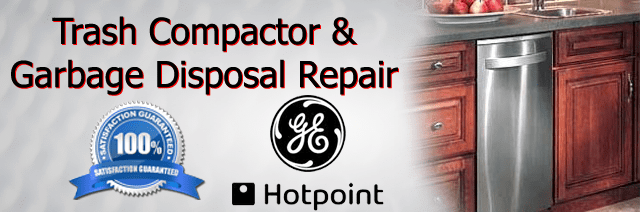 Hotpoint Trash Compactor Repair Pasadena Authorized Service