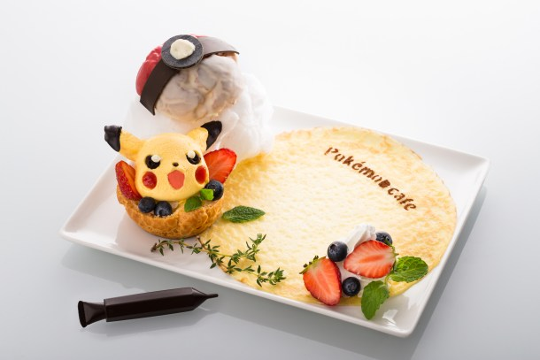 Pokéball Cream Puff!