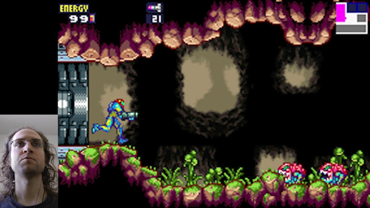Let's Play Metroid Fusion – Part 2