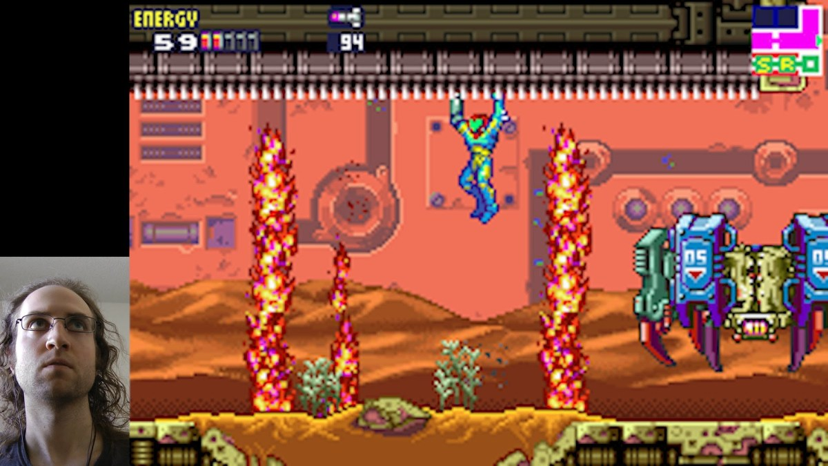 Let's Play Metroid Fusion – Part 6