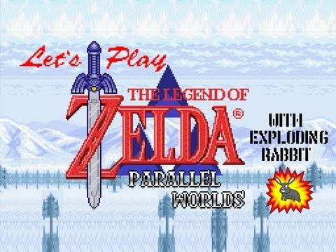 Let's Play Zelda: Parallel Worlds – Part 1