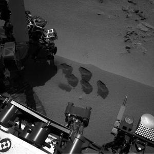Gran descubrimiento en Marte