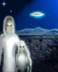 Extraterrestre pueden provenir de otra dimensión