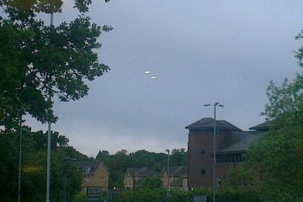 Foto UFO em Bracknell é um dos melhores, diz especialista