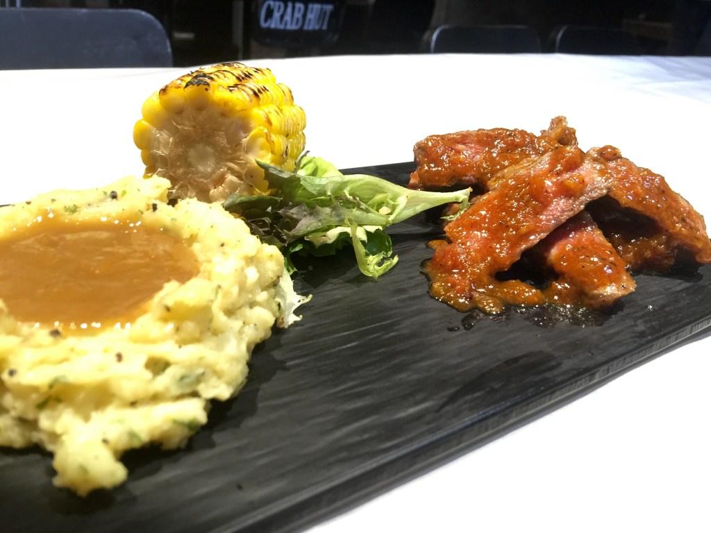 BBQ Chilled Australian Sirloin Beef in Smoky BBQ Sauce – RM39.90