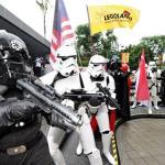 Legoland Bakal Diserang Para Peminat Star Wars…!