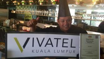 Retro Cafe Hotel Vivatel KL – 5 Sebab Ini Sudah Cukup Untuk Buatkan Saya Kembali Lagi Ke sini