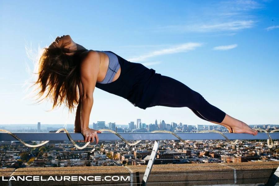 Alana Roach Yoga with www.facebook.com/LanceLaurencePhoto