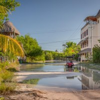 Exploring Isla Holbox, Mexico