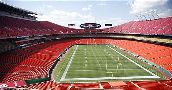 Pictures of Kansas City Chiefs Stadium Kansas City Chiefs Host