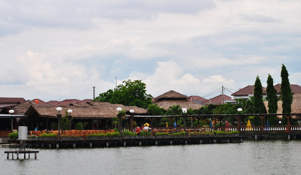 Kampung laut Semarang