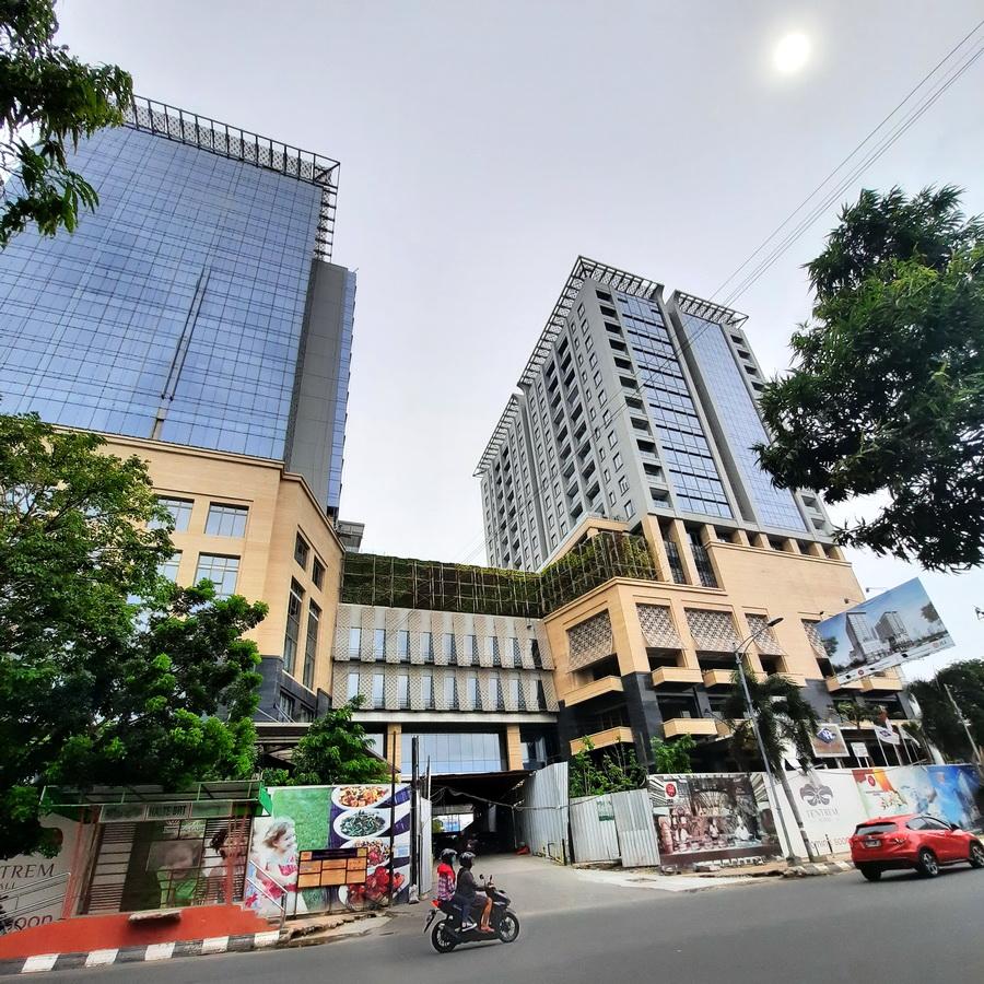 Tentrem Semarang Gajah Mada
