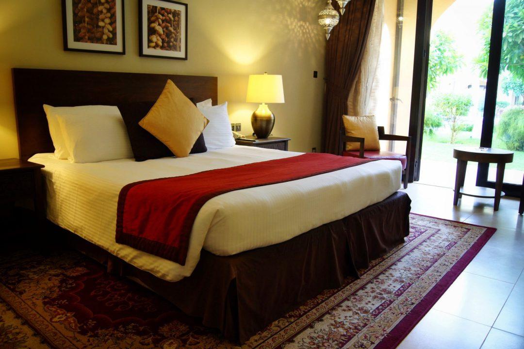 Tilal Liwa Hotel room