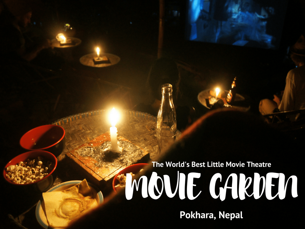 Pokhara's Best Kept Secret: Movie Garden, Nepal