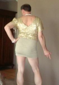 gold dress #3