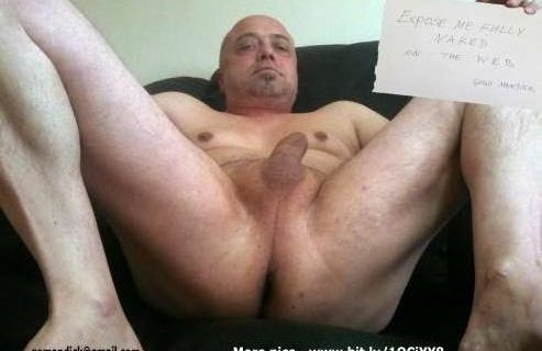 gomandick dick and ass exposed