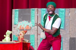 Pinocchio at Miller Outdoor Theatre
