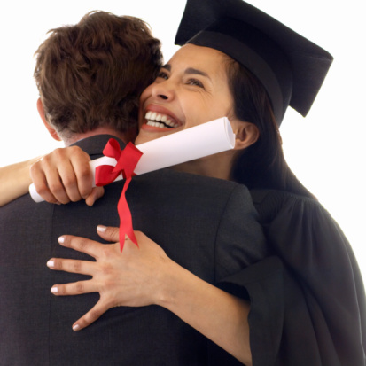 Getting a graduate degree