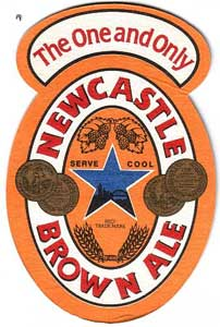 Newcastle Brown Ale F