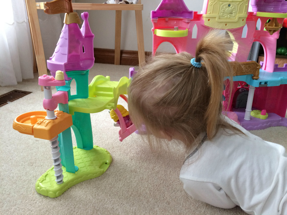 Imagination & Learning With VTech Go! Go! Smart Friends Enchanted Princess Palace