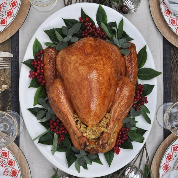 Celebrate The Holidays With A Canadian Turkey Recipe + Giveaway!