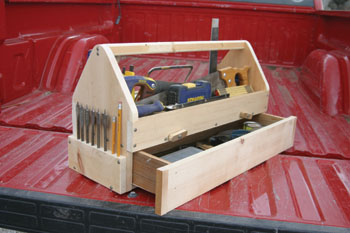 Ящик для инструмента своими руками Инструментальный ящик в табурете