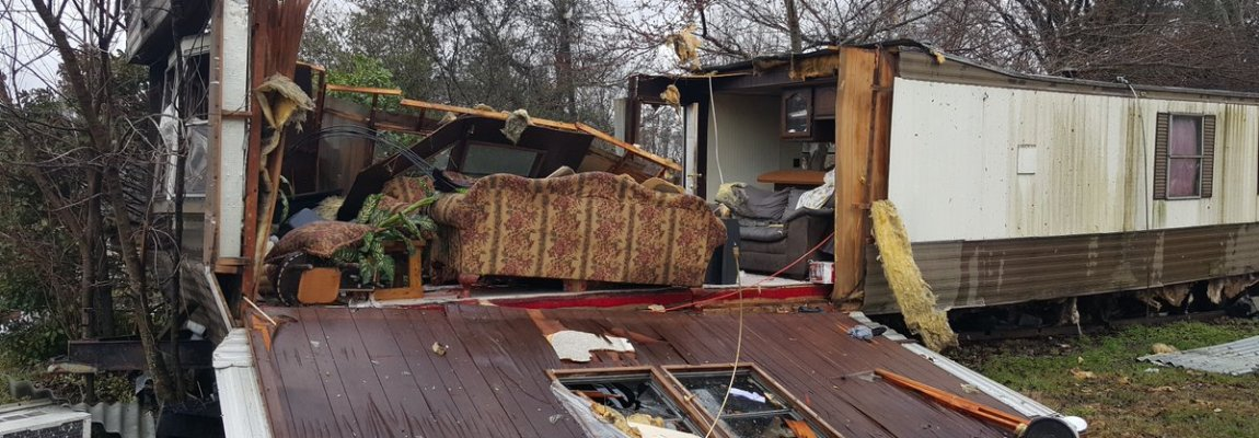 A Horrific Two Days: 8 Dead, More Than Two Dozen Tornadoes Confirmed