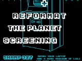 Chiptunes Workshop + Reformat the Planet Screening