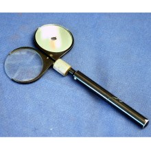 Amsler ophthalmoscope 1936