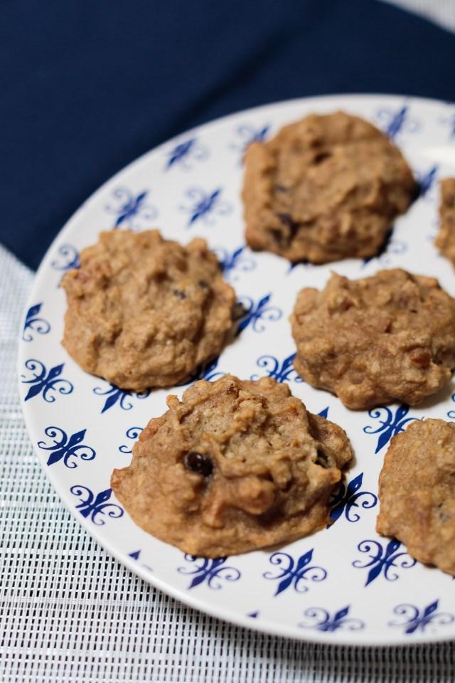Oatmeal Power Cookies