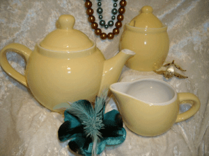 Teapots & Infusions