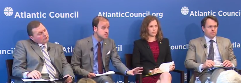 Atlantic Council Launch of ISIS Report