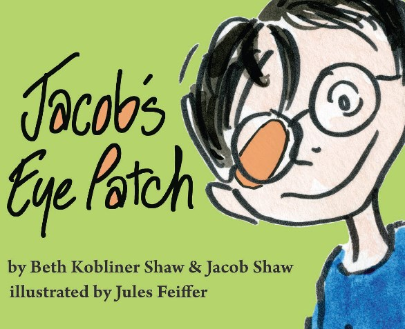 Jacob's Eye Patch book cover