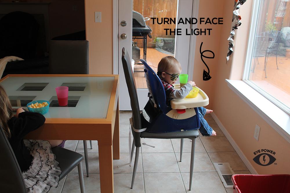face-light