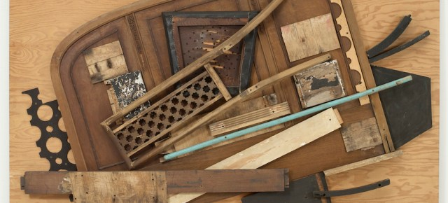 Preview: Louise Nevelson, Pace Gallery