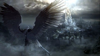 Angelology: The Angels of The Bible – Eyes Like Blazing Fire