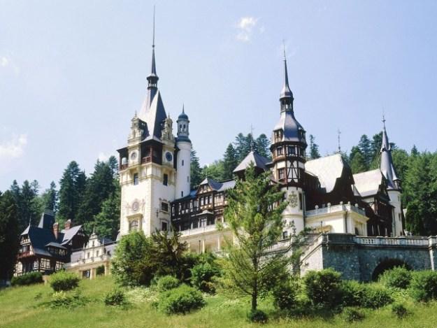 Peles Castle, Sinaia, Transylvania, Romania (1)