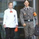 Man Wears Nazi Uniform to Son's Custody Hearing