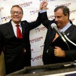 Tale of Two Endorsements: Obama for Cory, Christie for Lonegan… Christie for Lonegan?